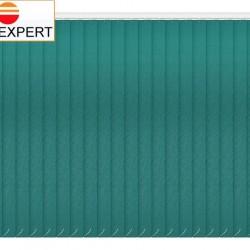 Вертикальные пластиковые жалюзи. Айсис темно-зеленый